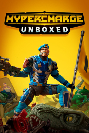 HYPERCHARGE: Unboxed poster image on Steam Backlog