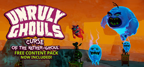 Unruly Ghouls cover art
