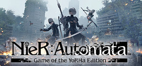 NieR:Automata™ cover art