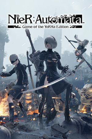NieR:Automata poster image on Steam Backlog