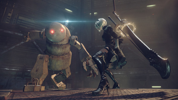 NieR:Automata™ Screenshot
