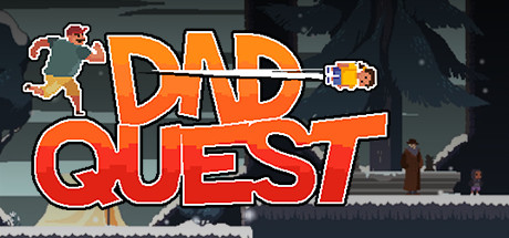 Teaser image for Dad Quest | Story Platformer Adventure
