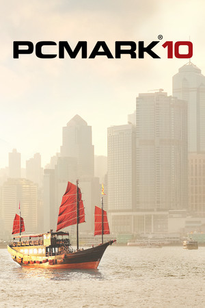 PCMark 10 poster image on Steam Backlog