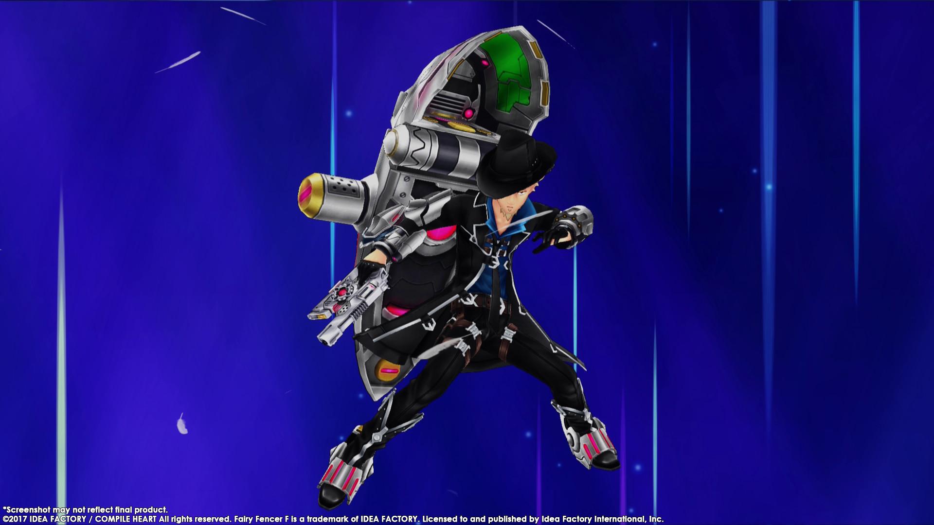 KHAiHOM.com - Fairy Fencer F Advent Dark Force | フェアリーフェンサー エフ ADVENT DARK FORCE | 妖精劍士 F ADVENT DARK FORCE