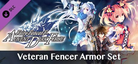 Fairy Fencer F ADF Veteran Fencer Armor Set