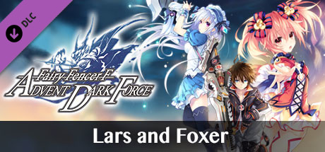 Fairy Fencer F ADF Fairy Set 3: Lars and Foxer | 妖聖セット3『ラース』『フォクサー』 | 妖聖套組3「拉斯」「弗克沙」