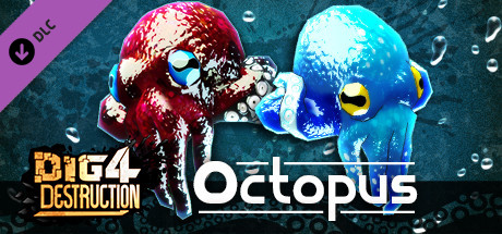 Dig 4 Destruction - Mask [Octopus]