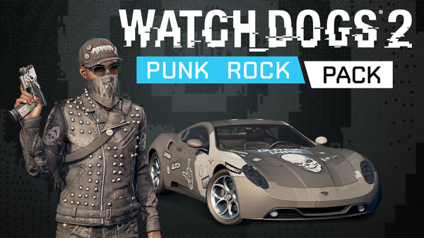 Watch_Dogs® 2 - Punk Rock Pack