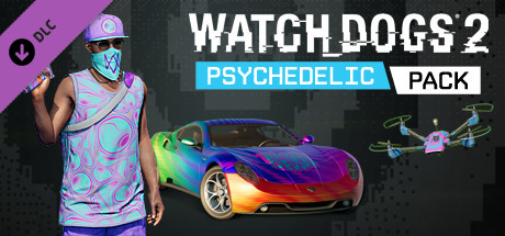 Watch_Dogs 2 - Psychedelic