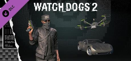 Watch_Dogs® 2 - Black Hat Pack