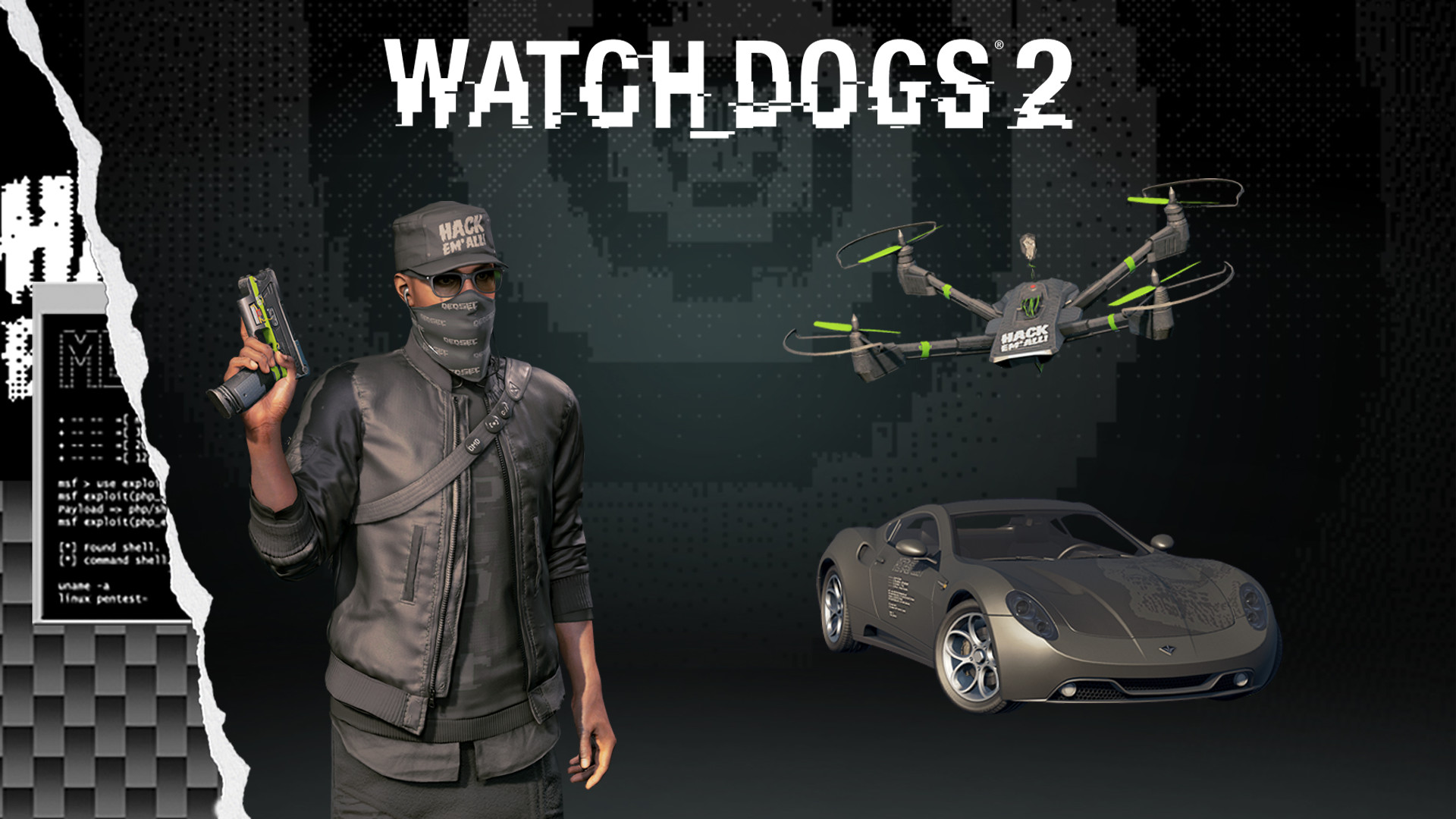 Watch Dogs 2 Black Hat Pack On Steam