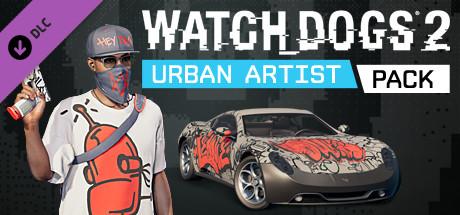 Watch_Dogs 2 - Urban Artist