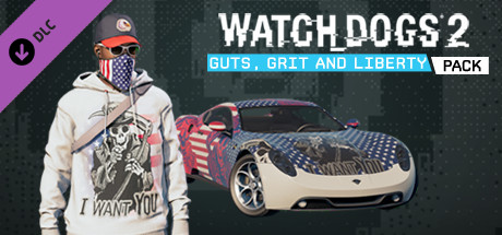 Watch_Dogs® 2 - Guts, Grit and Liberty Pack