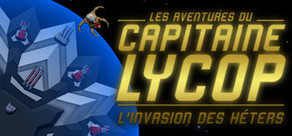 Captain Lycop: Invasion of the Heters cover art