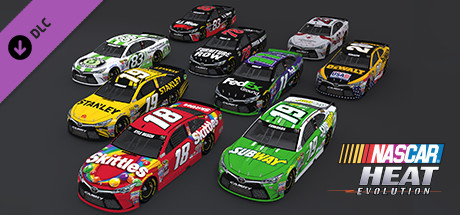 Toyota Paint Scheme Pack 1
