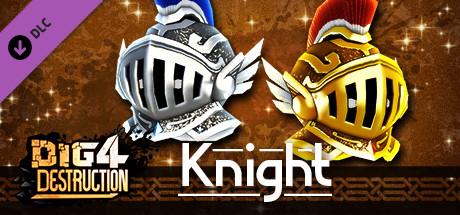 Dig 4 Destruction - Mask [Knight]