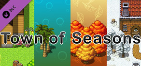 RPG Maker MV - Town of Seasons