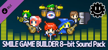 SMILE GAME BUILDER 8-bit Sound Pack
