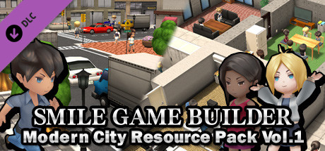 G-Style Modern City Resource Pack Vol.1