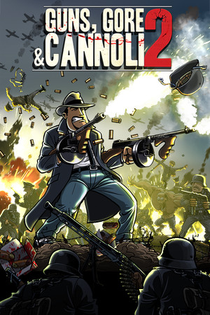 Guns, Gore and Cannoli 2 poster image on Steam Backlog