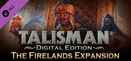 Talisman - The Firelands Expansion