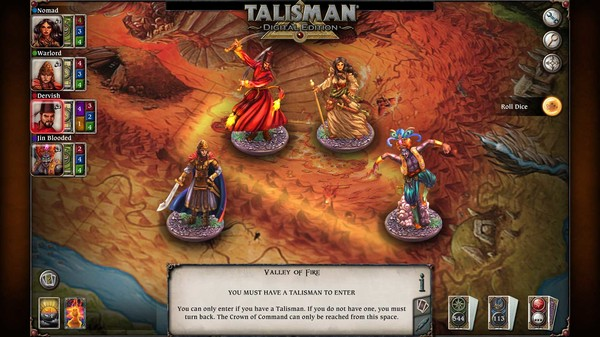 скриншот Talisman - The Firelands Expansion 2