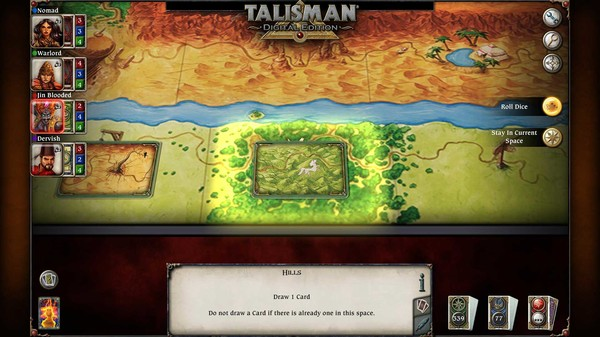 скриншот Talisman - The Firelands Expansion 0