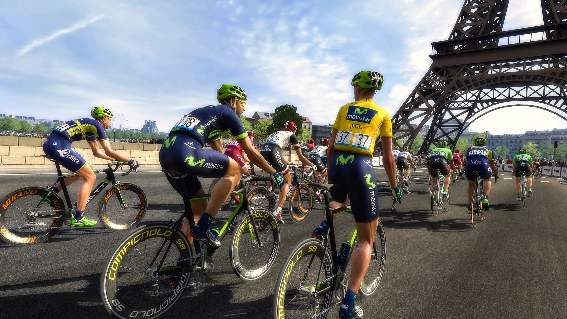 Pro Cycling Manager 2017 Screenshot 3