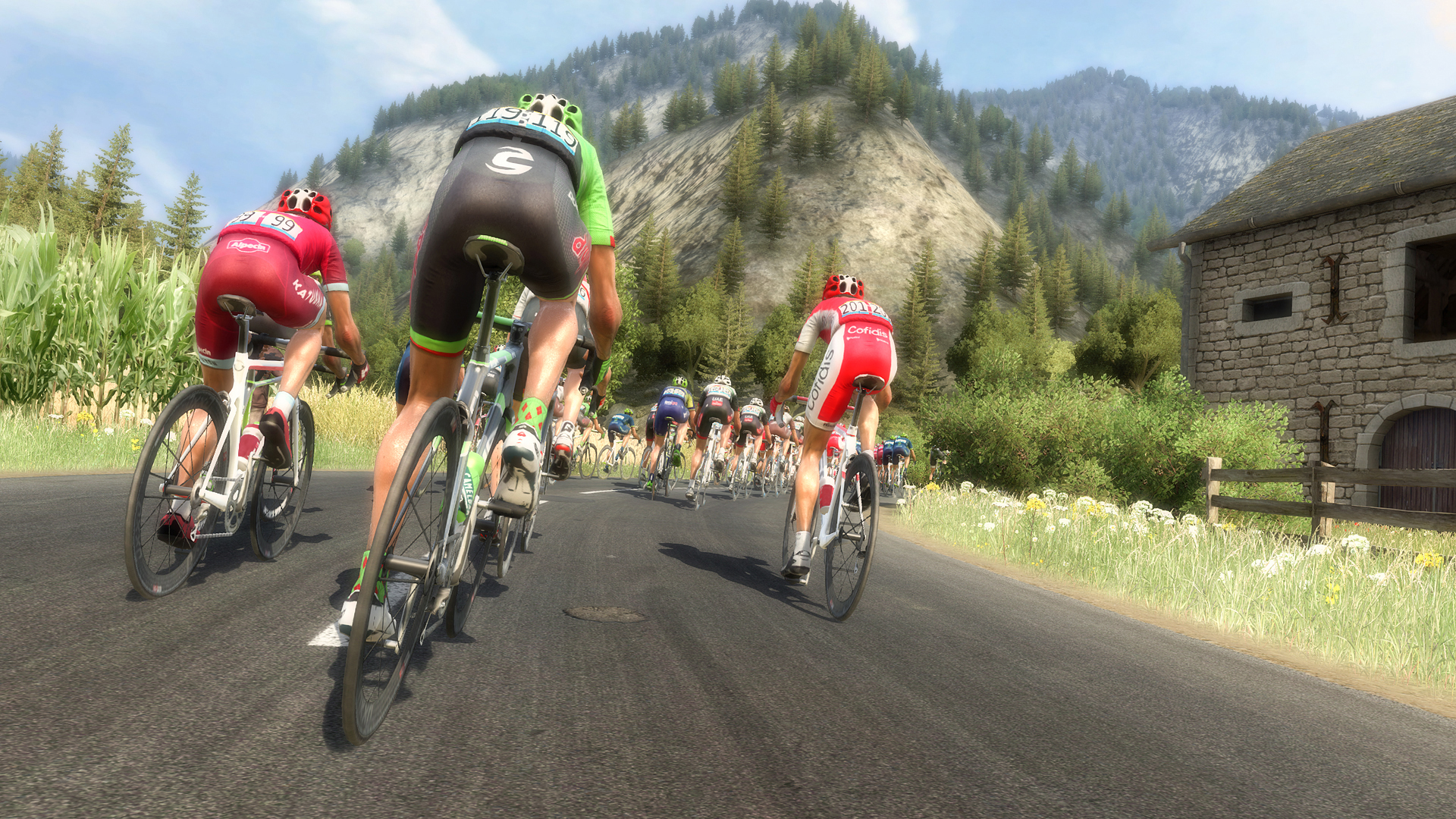 fafba0a0f Pro Cycling Manager 2017 on Steam
