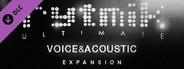 Voice & Acoustic Expansion
