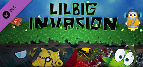 Lil Big Invasion - Soundtrack