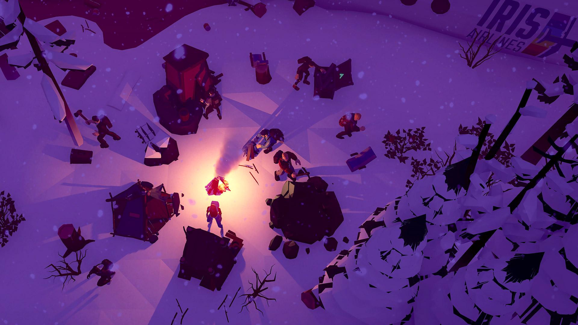 The Wild Eight screenshot