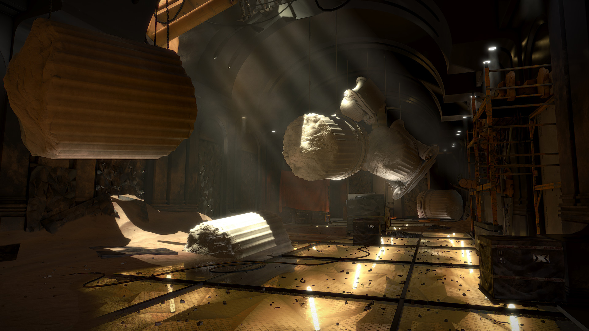 Deus Ex: Mankind Divided™ - VR Experience on Steam