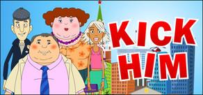 KickHim cover art