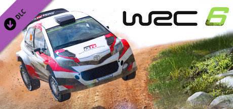 WRC 6 YARIS WRC Test car