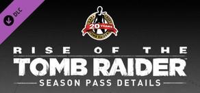 Rise of the Tomb Raider - Season Pass cover art