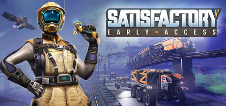 Satisfactory on Steam Backlog
