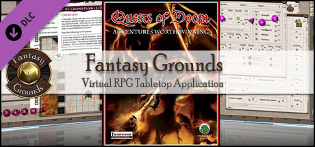 Fantasy Grounds - Quests of Doom (PFRPG)
