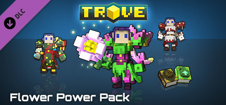 Trove Class Pack - Flower Power