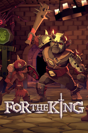 For The King poster image on Steam Backlog