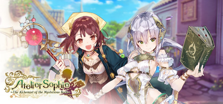 Kết quả hình ảnh cho ATELIER SOPHIE : THE ALCHEMIST OF MYSTERIOUS BOOK steam