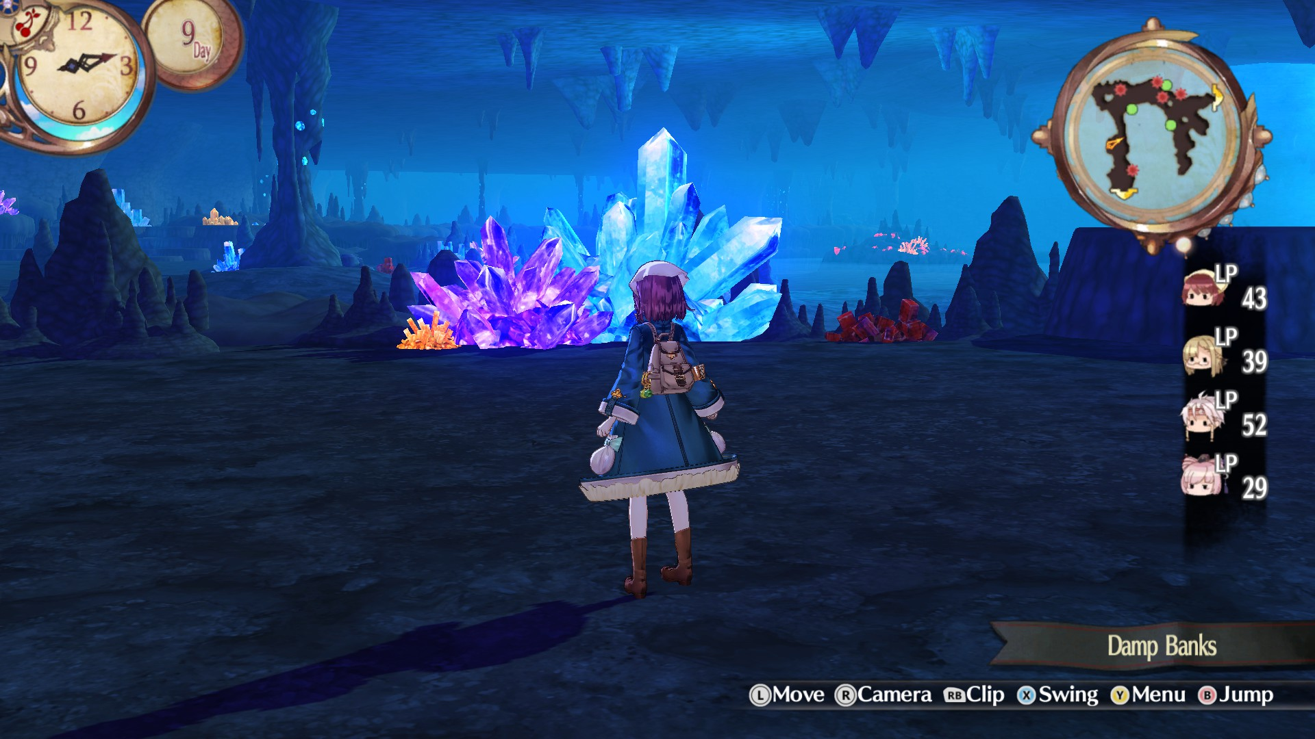 Atelier Sophie: The Alchemist of the Mysterious Book Screenshot 3
