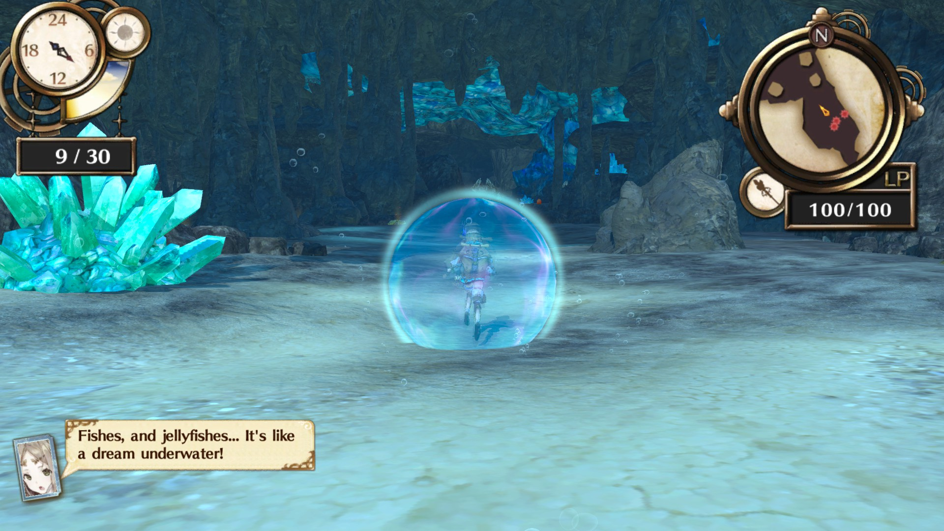 Atelier Firis: The Alchemist and the Mysterious Journey Screenshot 3