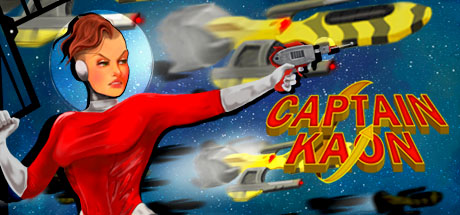 Captain Kaon cover art