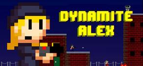 Dynamite Alex cover art