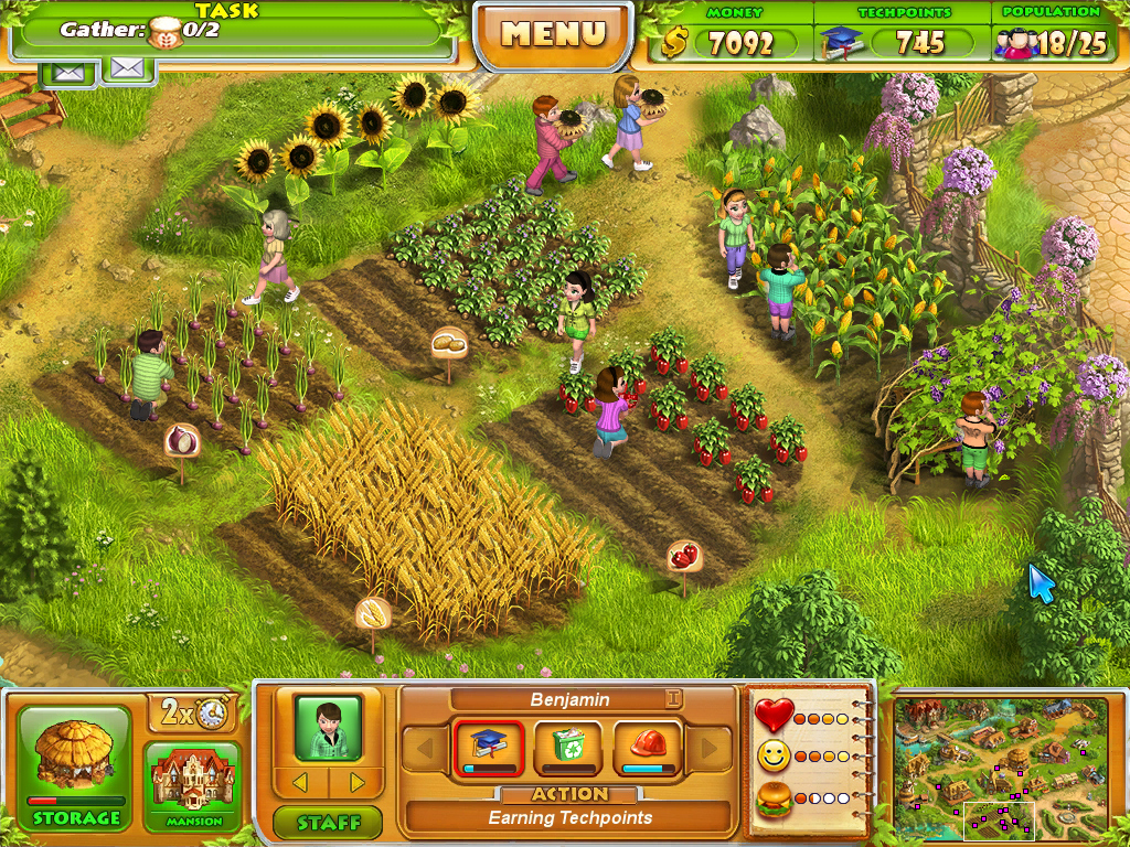 Download Game Farm Tribe 2 Full Version
