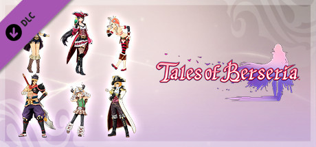 Tales of Berseria™ - Pirate Costumes Set