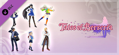Tales of Berseria™ - High School Costumes Set