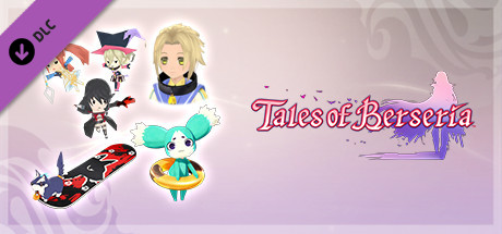 Tales of Berseria™ - Attachment Set