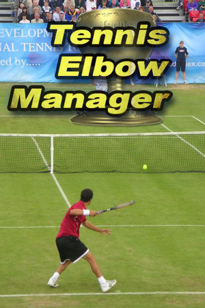 Tennis Elbow Manager poster image on Steam Backlog